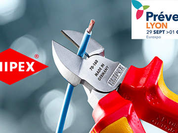 KNIPEX Preventica Lyon 2020