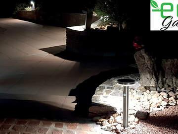 Présentation de la gamme de luminaires ECO Garden RIBIMEX