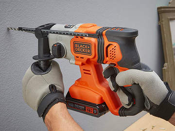 Perforateur sans fil SDS+ BCD900 BLACK+DECKER