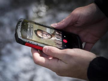 Téléphone TREKKER-M1 Core CROSSCALL