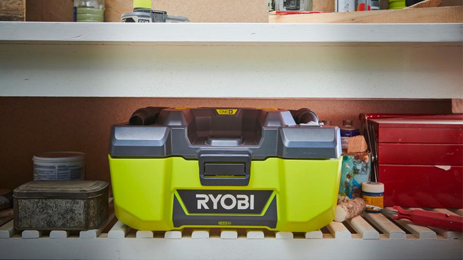 Aspirateur d'atelier R18PV-0 Ryobi