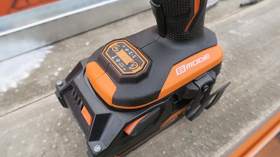 Nouvelle visseuse à chocs sur batterie 6 modes BSS18B6 AEG