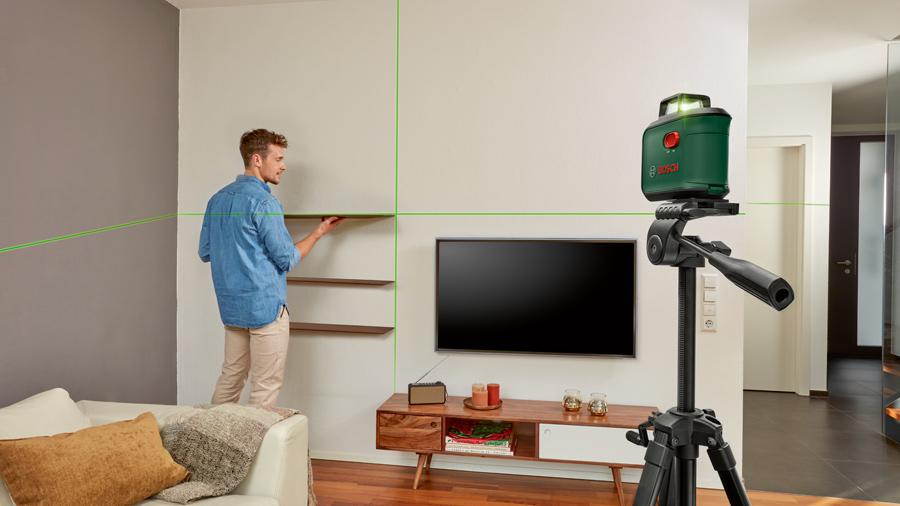 Laser ligne UniversalLevel 360 Bosch