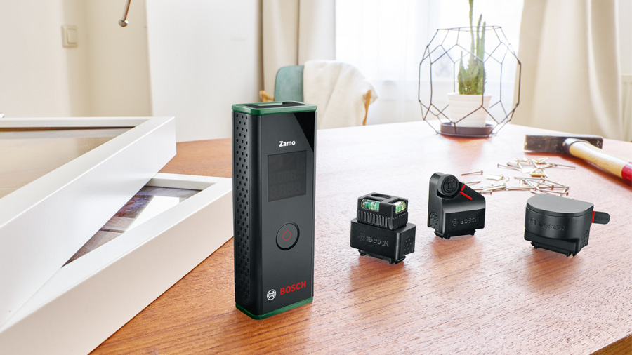 Télémètre laser Zamo 3 Bosch
