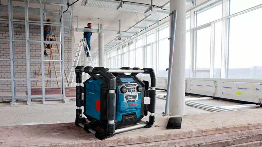 Radio de chantier Bosch GPB 18 V-5 SC 0 601 4A4 100 Professional