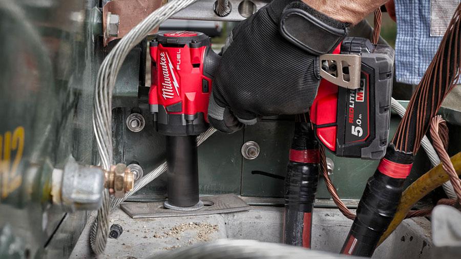 Boulonneuse à chocs Brushless Milwaukee M18 FIW2F38