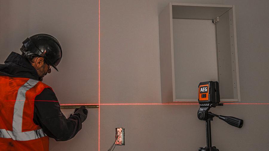Laser lignes CLR215-B AEG Powertools
