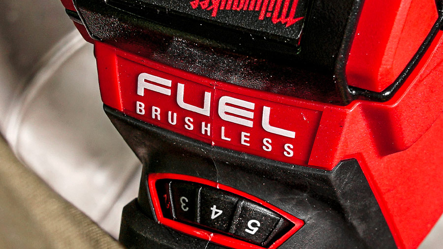 Meuleuse M18 FSAG125XPDB Brushless Milwaukee