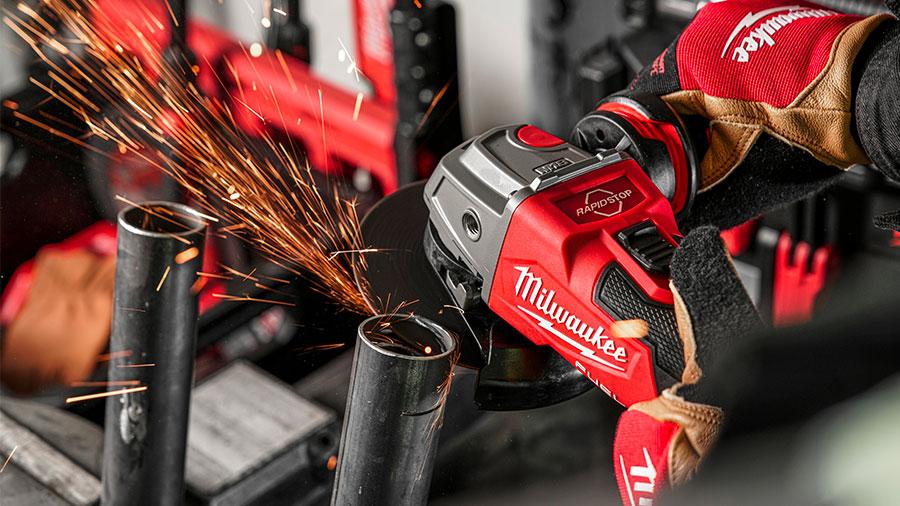 Meuleuse M18 ONEFSAG125XB Brushless Milwaukee